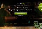 ComeOn Bonus Codes
