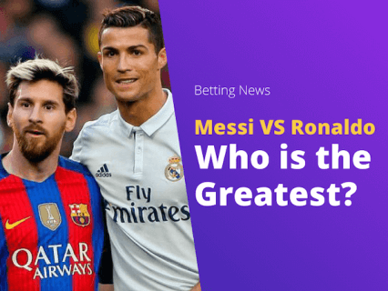 Messi Vs Ronaldo, Who Is The Greatest? [Infographic]