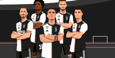 10Bet is the New Juventus' Betting and Gaming Official Partner - Featured Image