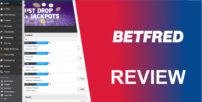 Betfred YouTube thumbnail