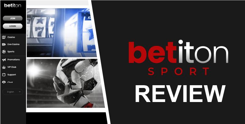 Betiton Review - Virtual Sports