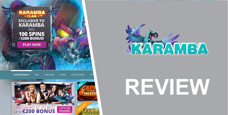 Karamba eSports Review