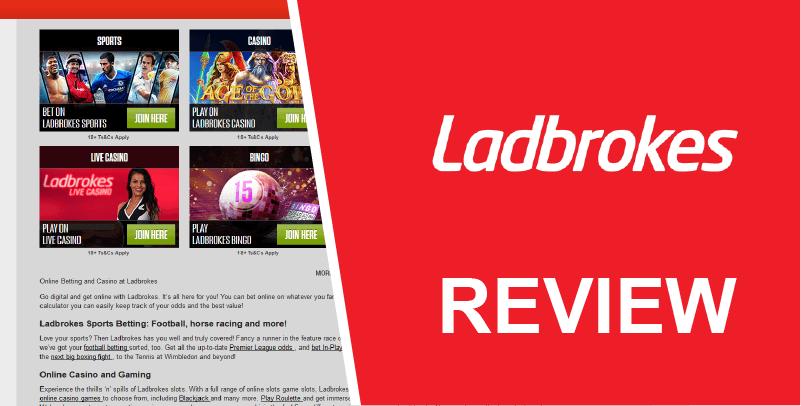 Ladbrokes Virtual Sports Review
