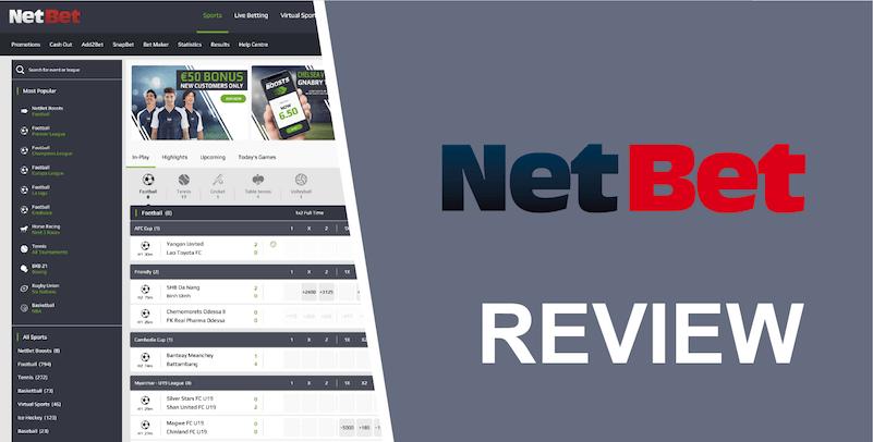 NetBet eSports Review