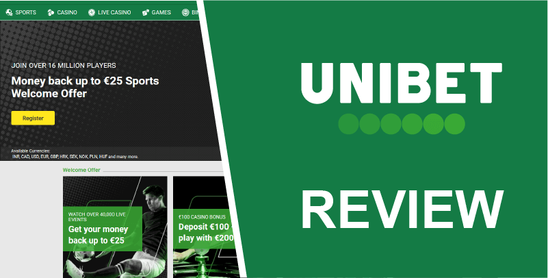 Unibet YouTube thumbnail