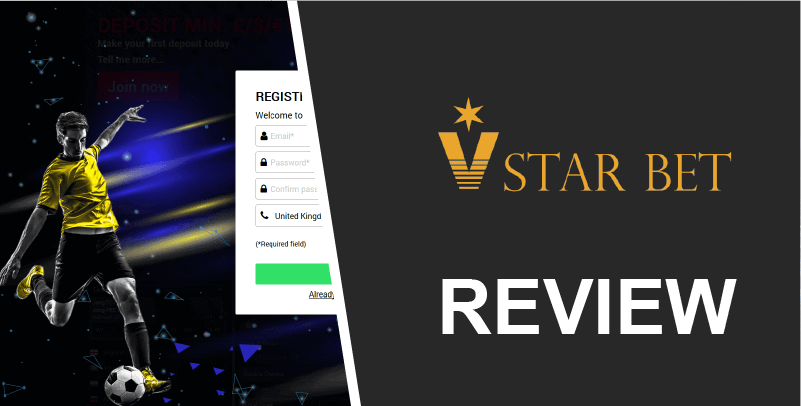 Vstar Bet eSports Review