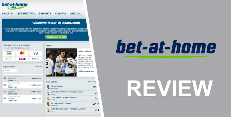 bet-at-home Review - Virtual Sports