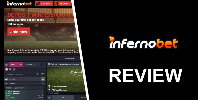 Infernobet review