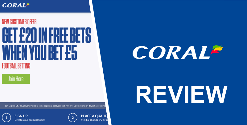 Coral Review - YouTube Thumbnail - Betting-sites
