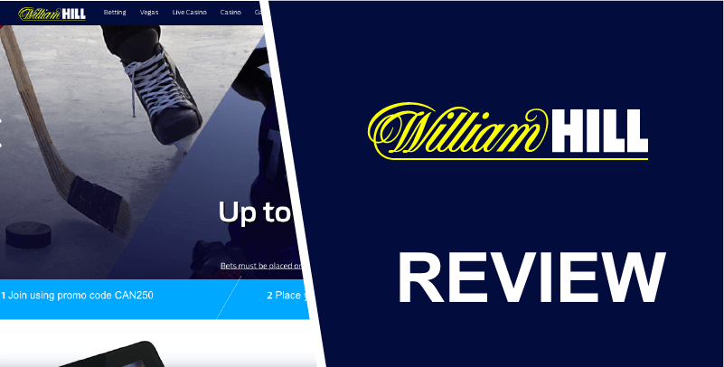 William Hill PayPal Review