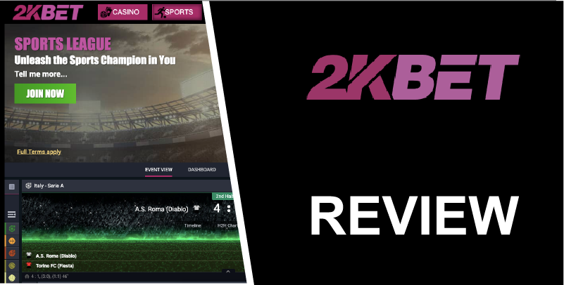 2KBET review betting-sites.me.uk