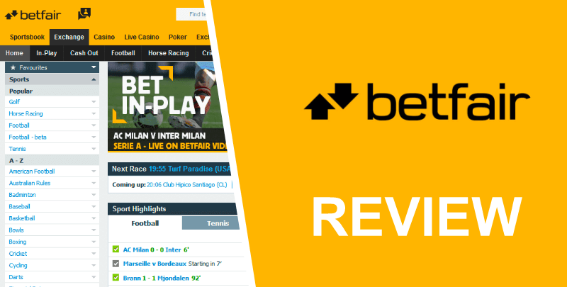 betfair horse racing short review image