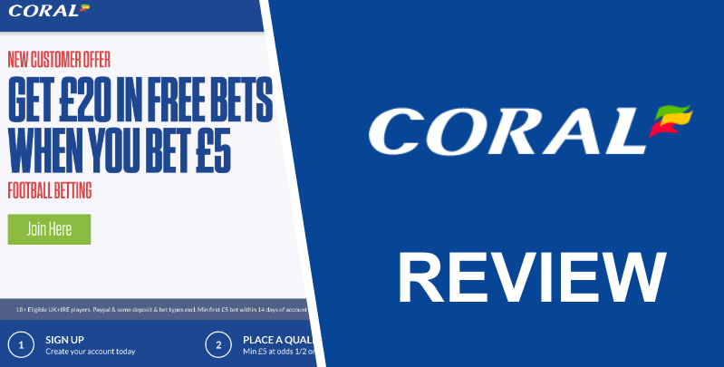 coral sports short review horse racing cover image