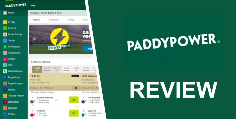 paddypower cover image short review horse racing