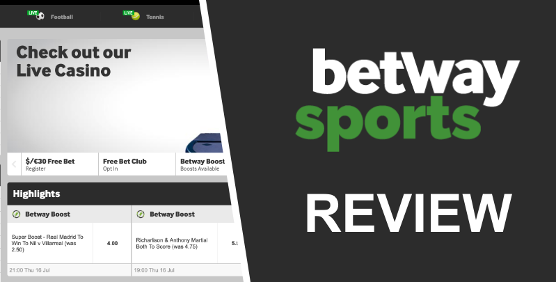 betway sports short review ios betting