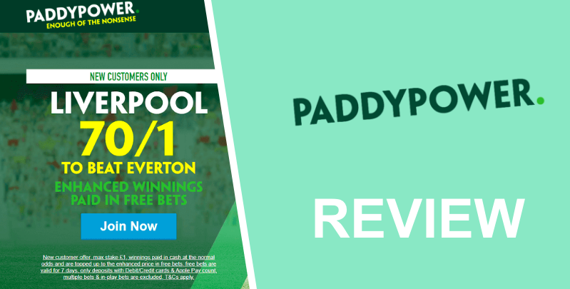 paddypower short review image ios apps