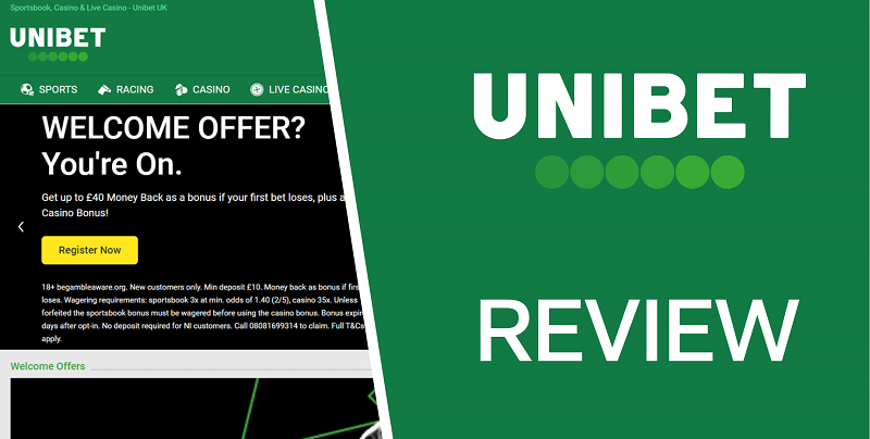 unibet short review cover ios betting