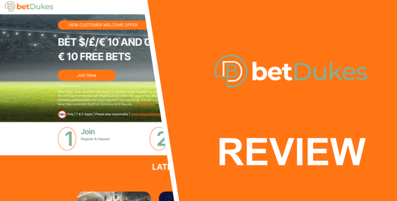 Betdukes review betting-sites