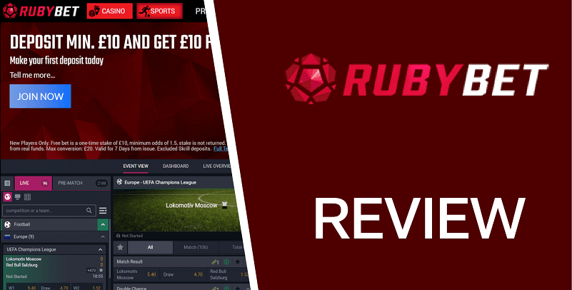 rubybet review cover image new betting sites