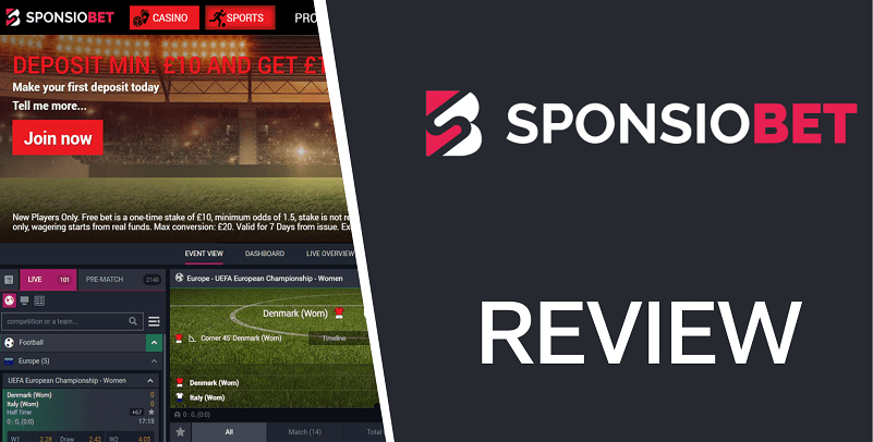 sponsiobet short review cover image
