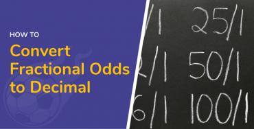 How To Convert Fractional Odds to Decimal